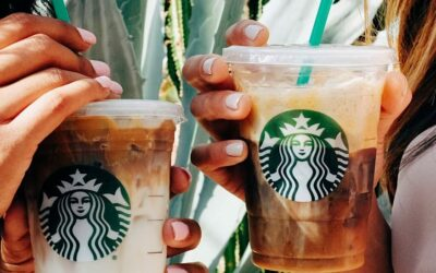 SIP YOUR WAY TO MORE REWARDS WITH STARBUCKS