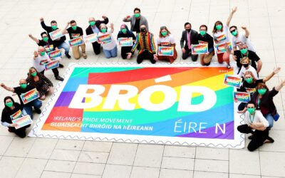 SUPPORT IRELAND'S PRIDE MOVEMENT WITH AN POST
