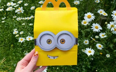 MINIONS ARE BACK AT MCDONALDS